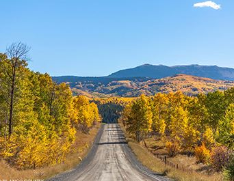 Scenic Byway Road