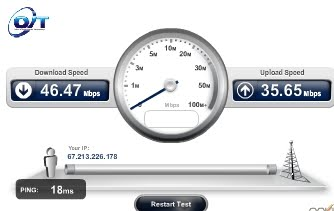 Colorado Broadband Speed Test Application