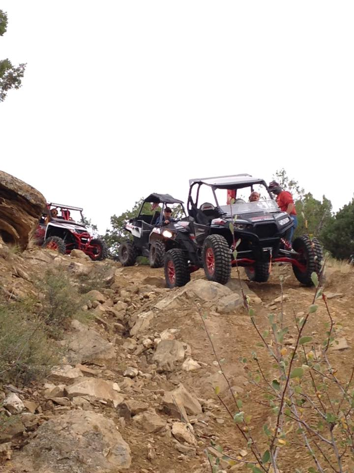 Rangely OHV Trails